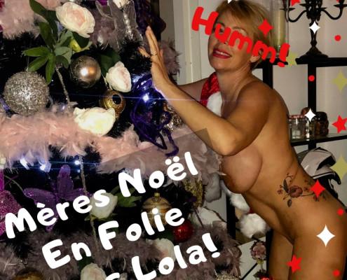 LES MERES NOEL EN FOLIE-2