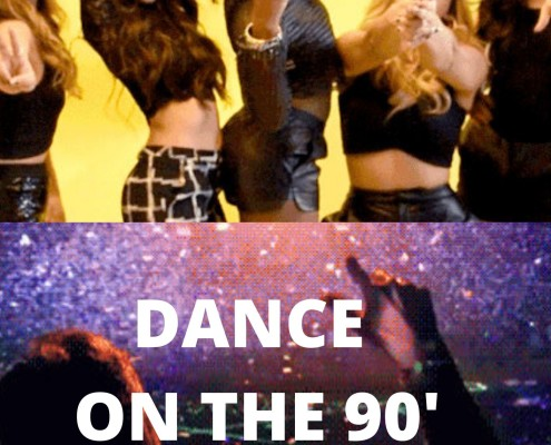 DANCE ON THE 90'